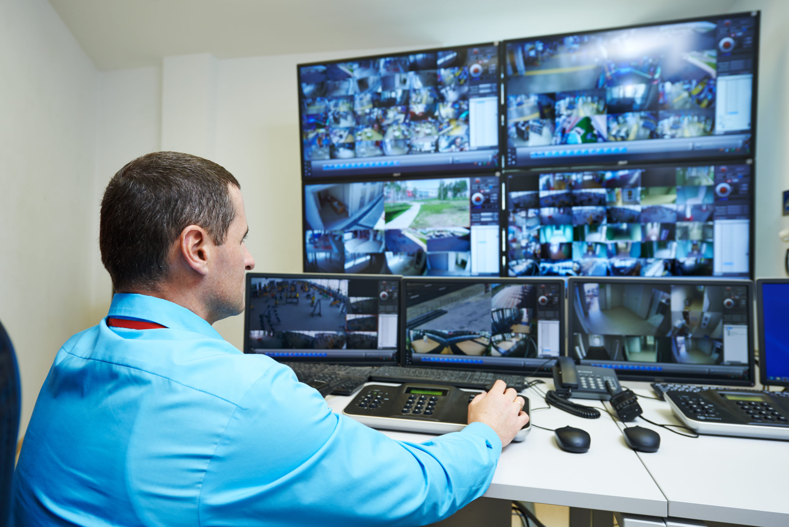 24/7 video monitoring Camden and Philadelphia